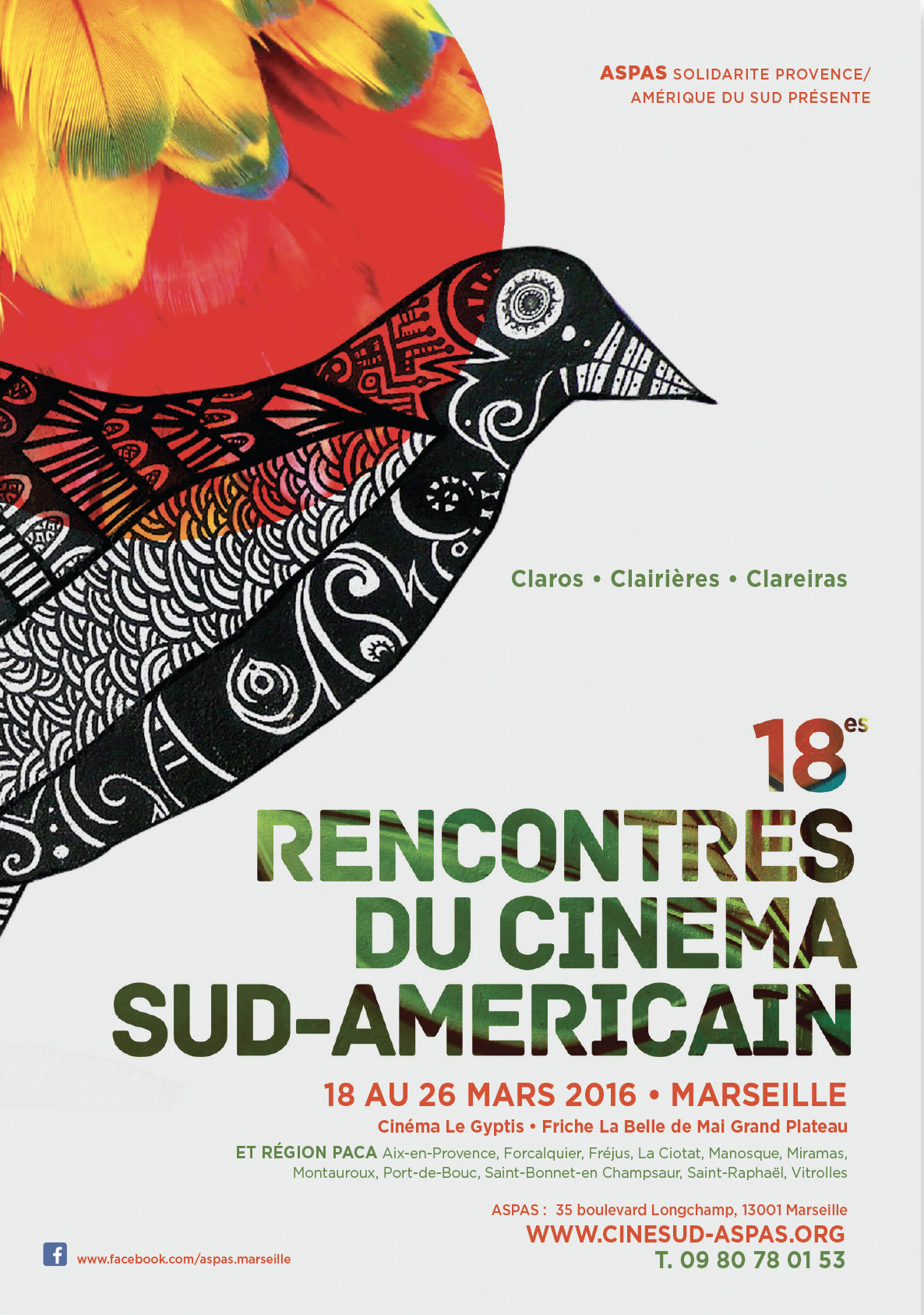 Rencontres du cinema sud-americain de marseille