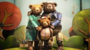 historia de oso